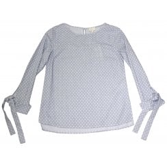 Milano Italy Ladies Blouse - 1600-3180