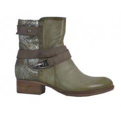 Mjus Ankle Boot with Strap 601235