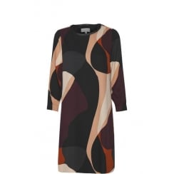 MURIEL INWEAR PRINT DRESS