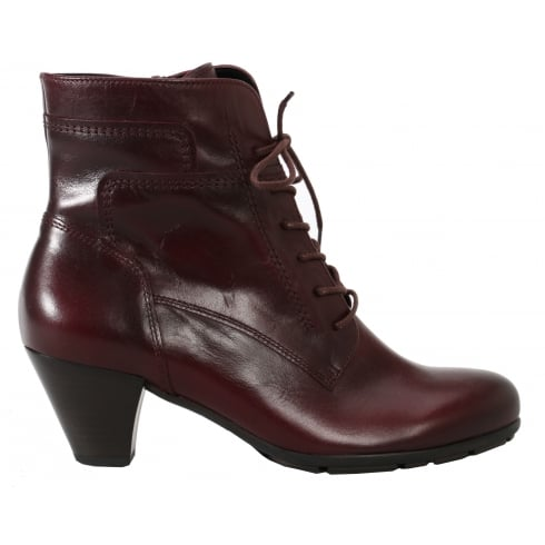 Gabor NATIONAL W17 GABOR LACE UP ANKLE BOOT
