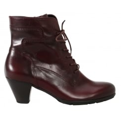 NATIONAL W17 GABOR LACE UP ANKLE BOOT