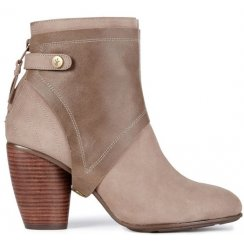 Nepean Leather Ankle Boot