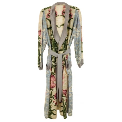 One Hundred Stars Dressing Gown - Botanical Gown