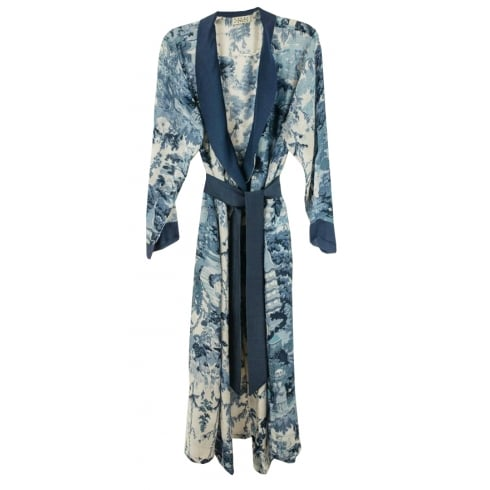 One Hundred Stars Dressing Gown - China Tree Gown