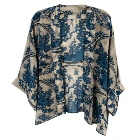 One Hundred Stars Kimono - Delft
