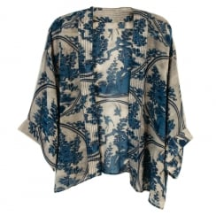 One Hundred Stars Kimono - Delft
