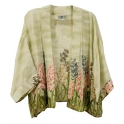 One Hundred Stars Kimono - Hyacinth