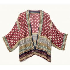 One Hundred Stars Kimono - Moorish