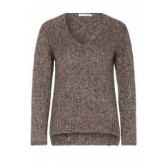 Oui Sparkly Knitwear 56187