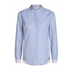 Oui Striped Shirt - 65288