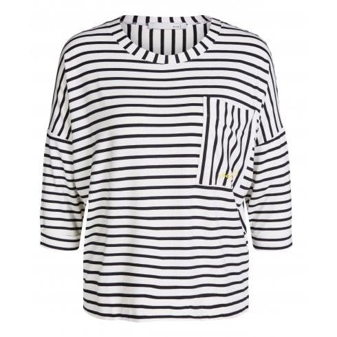 Oui Striped T-Shirt - 64516