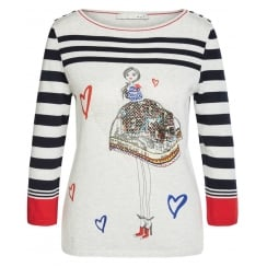 Oui Sweater 61649