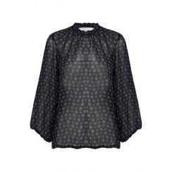 Part Two Patterned Blouse - Kandice
