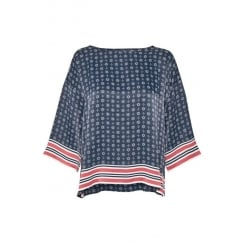Part Two Patterned Top - Kemila BL