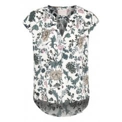 Part Two V-neck Floral Top - Lixa 30303188