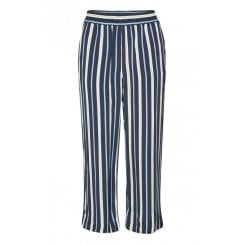 Part Two Wide Leg Nautical Striped Trouser - Rada 30304160