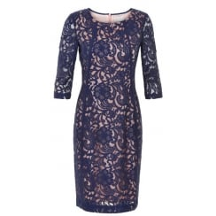 PATRICE INWEAR LACE DRESS