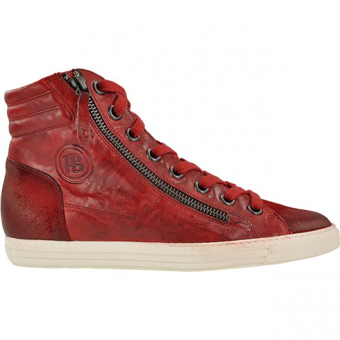 Paul Green 4213 Leather High Top