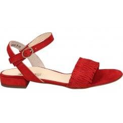 Paul Green Flat Ladies Sandal - 7691