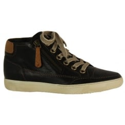 Paul Green High Top Trainer Shoe 4242