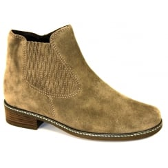 PESCARA  W17 GABOR SIDE ZIP CHELSEA BOOT
