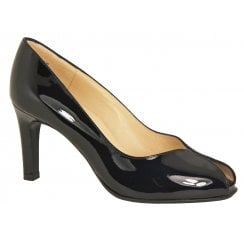 Peter Kaiser Court Shoe with Peeptoe - Sanna - 96303
