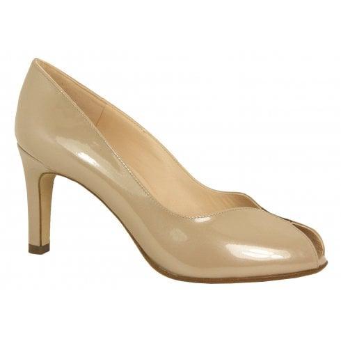 Peter Kaiser Court Shoe with Peeptoe - Sanna - 96303