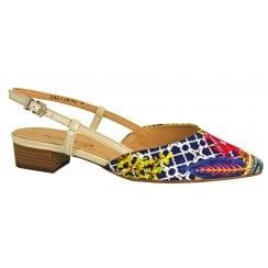 Peter Kaiser Flat Slingback Shoe - Calida -22385