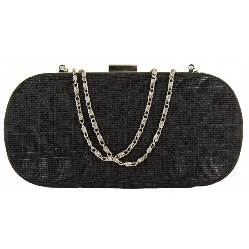 Peter Kaiser Glitter Clutch Bag Malena