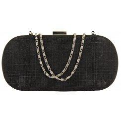 Peter Kaiser Glitter Clutch Bag Malena