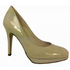 Nevena Platform Court Shoe