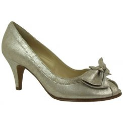 Peter Kaiser Peeptoe Shoe Satyr