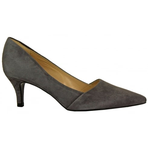eca7936b70dfc Peter Kaiser Semitara: Court Shoe, Kitten Heel Court