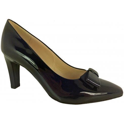 Peter Kaiser Tabea Patent Leather Court Shoe