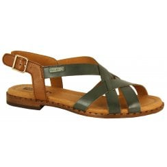 Pikolinos Flat Walking Sandal - W0X-0556 Algar