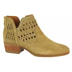 Pikolinos Suede Ankle Boot - W1U-8753so Daroka