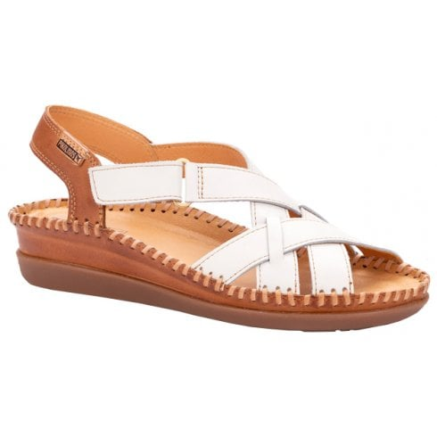 Pikolinos Wedged Walking Sandal - W8K-0741 Cadaques