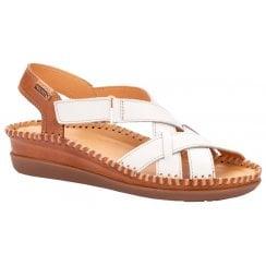 Pikolinos Wedged Walking Sandal - W8K-0741 Cadaques