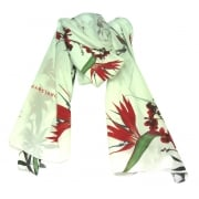 Marciano Patterned Scarf - 9198763