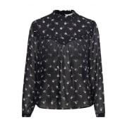 Part Two Patterned Blouse - Kamilia BL