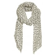 Part Two Scarf with Polka Dots - Brixton