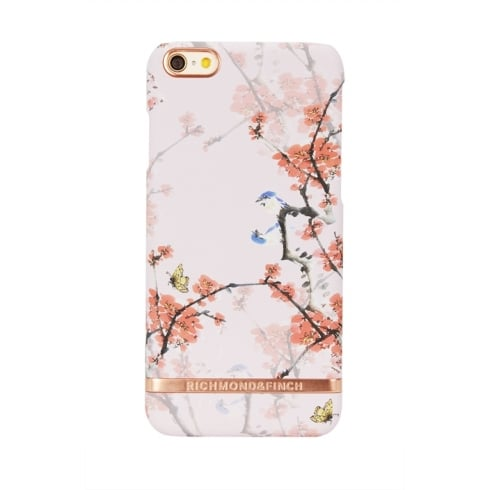 Richmond & Finch CHERRY BLUSH - PHONE COVER - IPHONE 6/6S