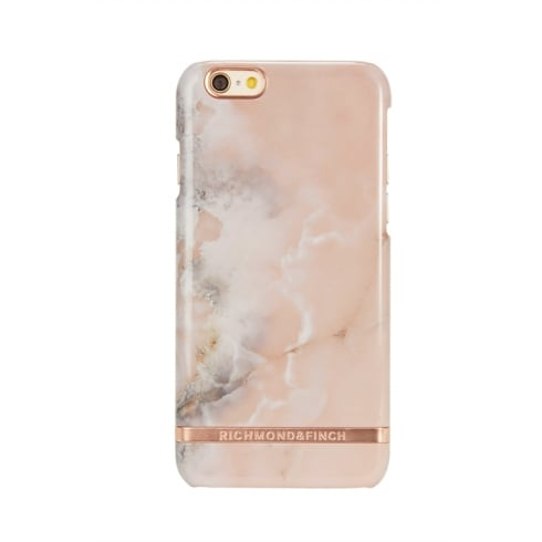 Richmond & Finch PINK MARBLE - PHONE COVER - IPHONE 6/6S