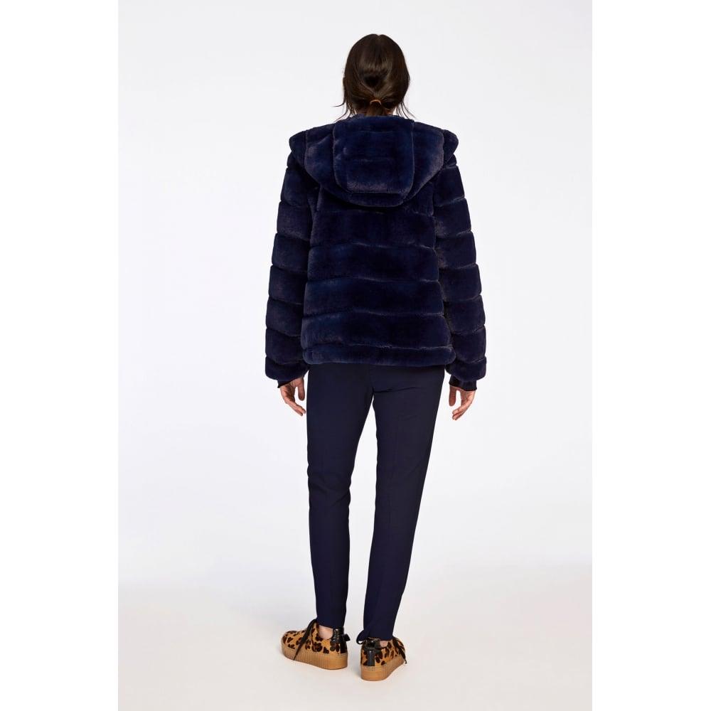 fake fur jakke inwear