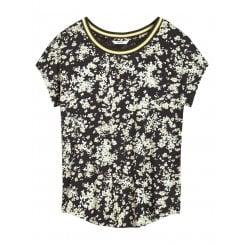 Sandwich Floral T-Shirt - 21101679