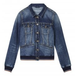 Sandwich Ladies Denim Jacket - 25001478