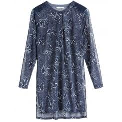 Sandwich Long Shirt - 21101486