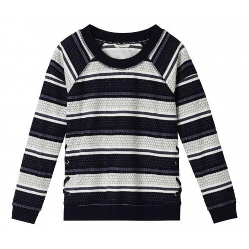 Sandwich Long Sleeved Sweater - 21201542