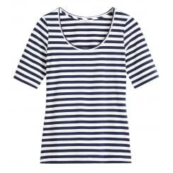 Sandwich Nautical Striped T-Shirt - 21101479
