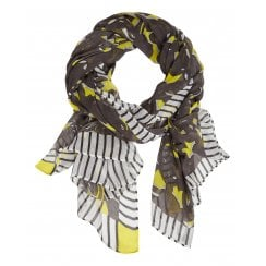 Sandwich Patterned Scarf - 28001432